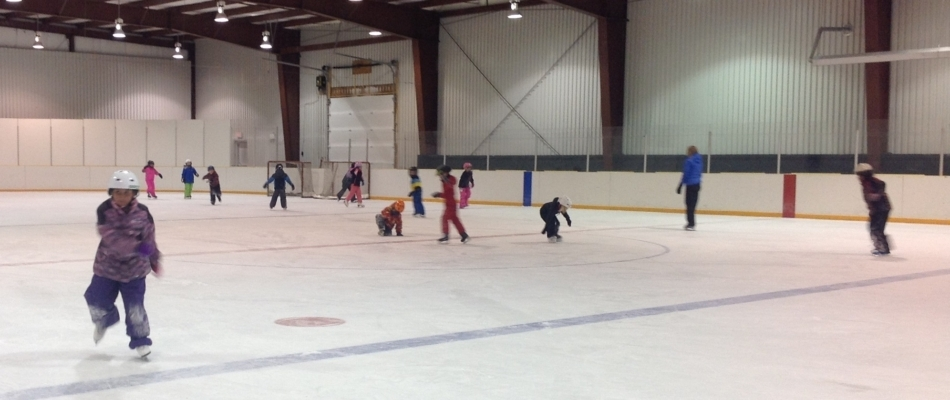 Future Olympic Figure Skaters, Hockey Players and Speed Skaters