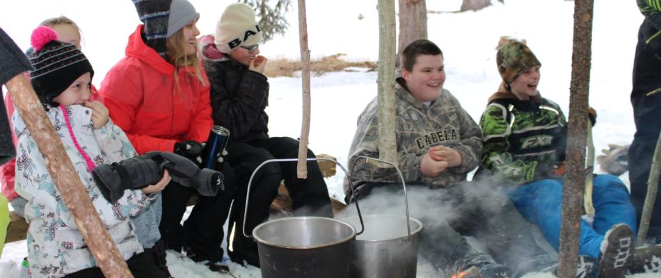 Jr High Survival Skills Day Camp