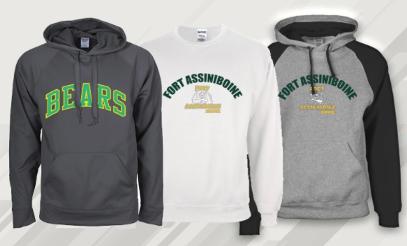 Shop now for Bear Wear!