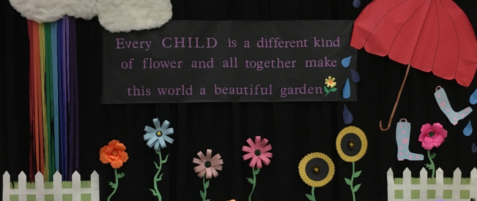 Every Child is ……