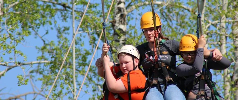 Grade 5/6 Outdoor Ed Adventures