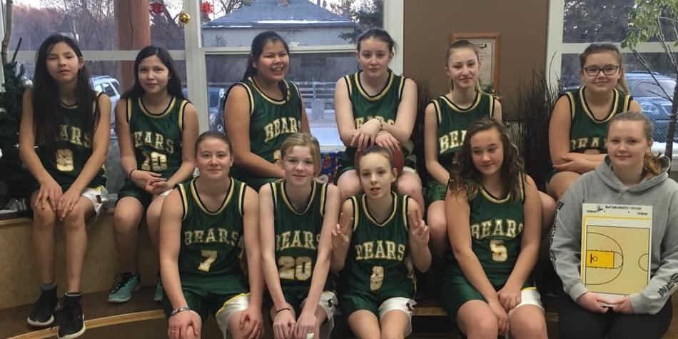 Jr Girls Basketball