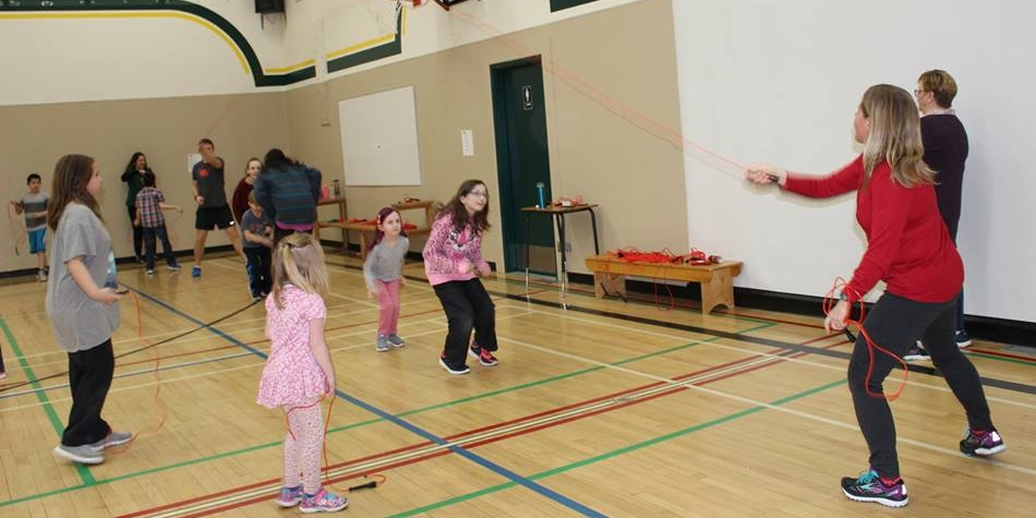 Jump Rope for Healthy Hearts