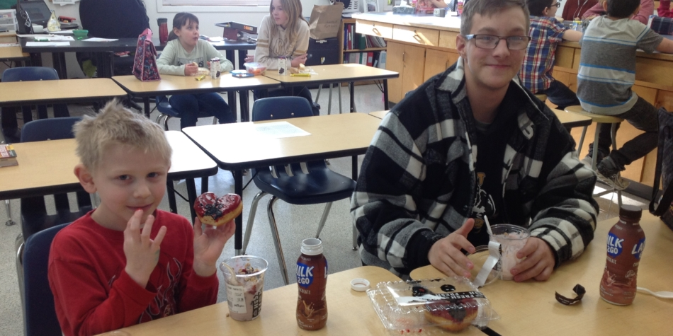 Buddy Lunch – Valentine's Day 2019