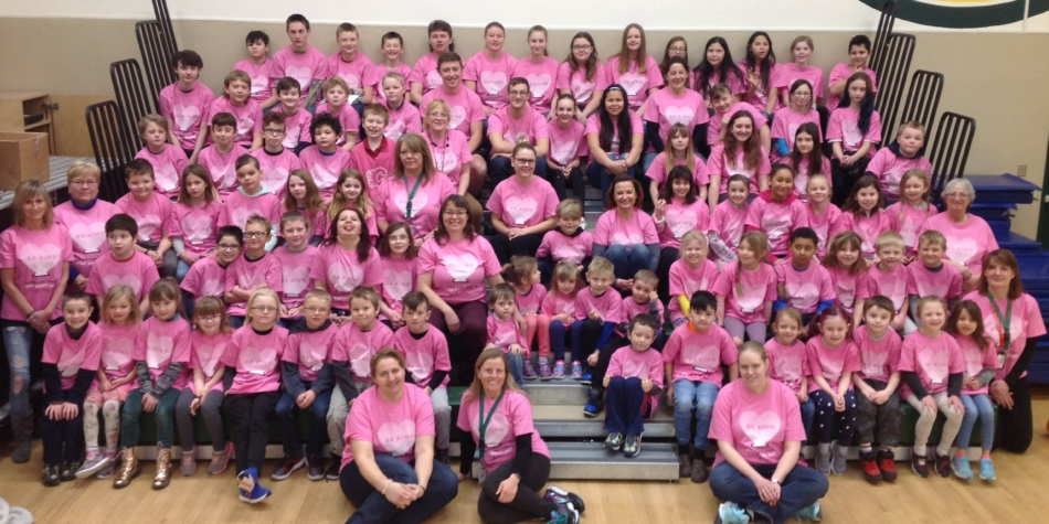 PINK Shirt Day 2019 – A SEA of PINK