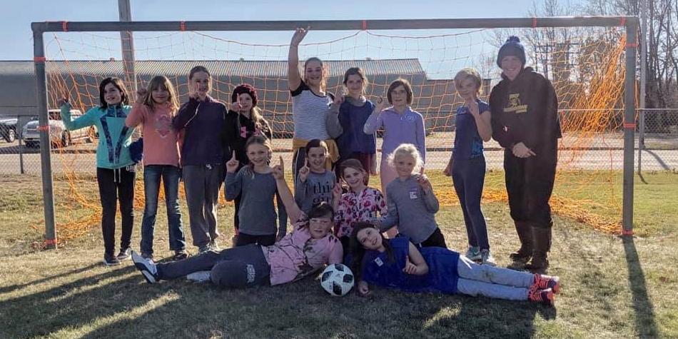 Elementary Soccer Team