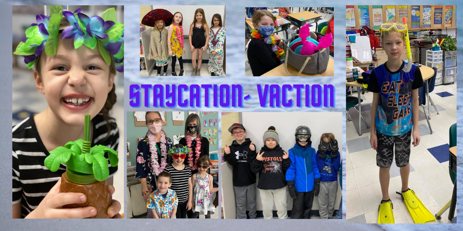 Staycation-Vacation
